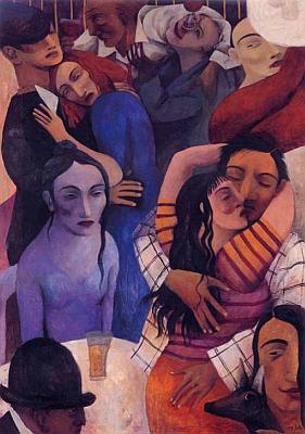 Art Artist Ana Juan