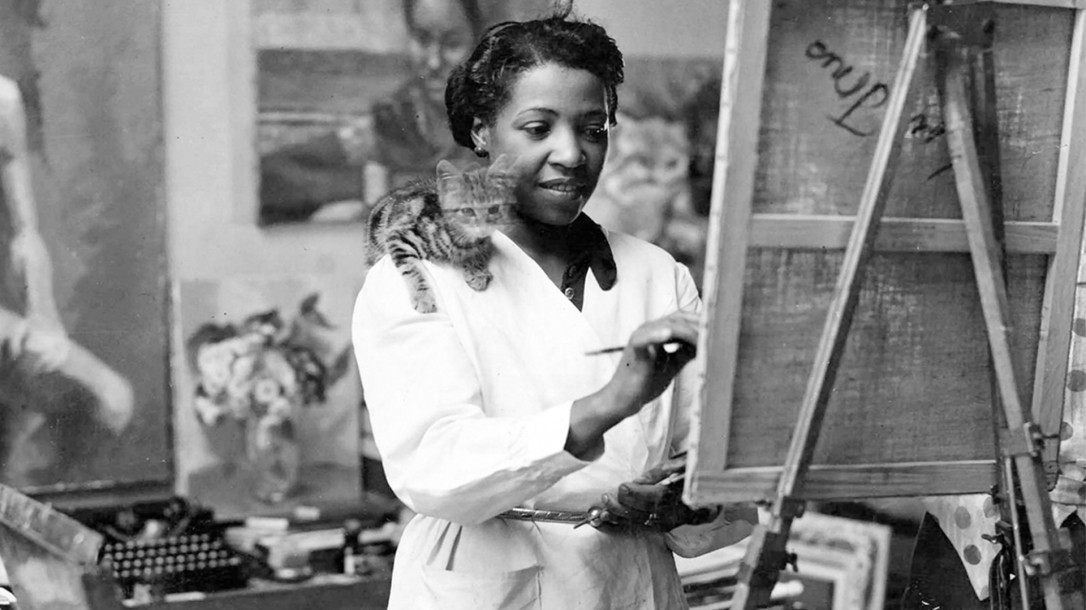 artist lois mailou jones photo
