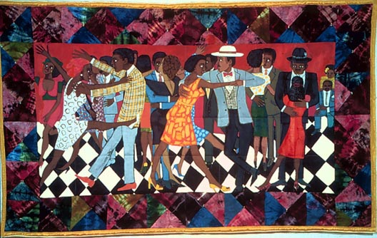 faith ringgold groovin high