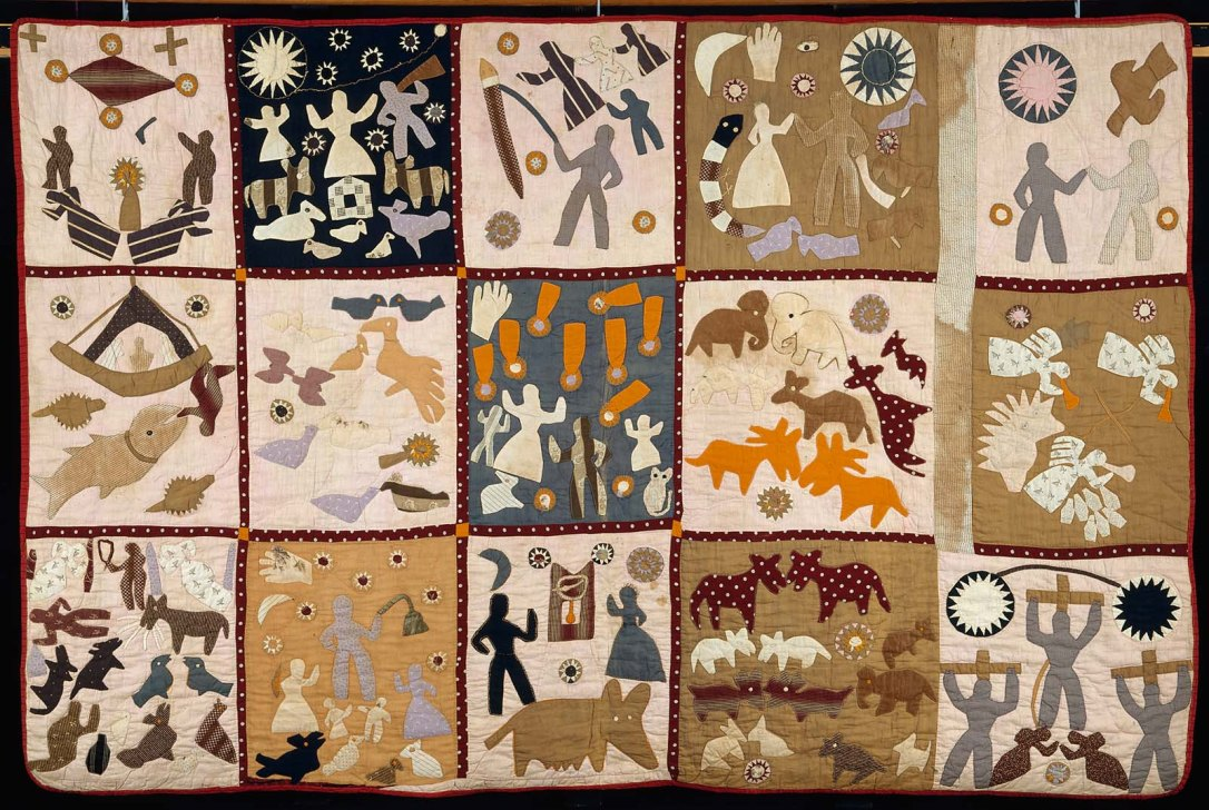 Harriet Powers Quilt american artist.jpg