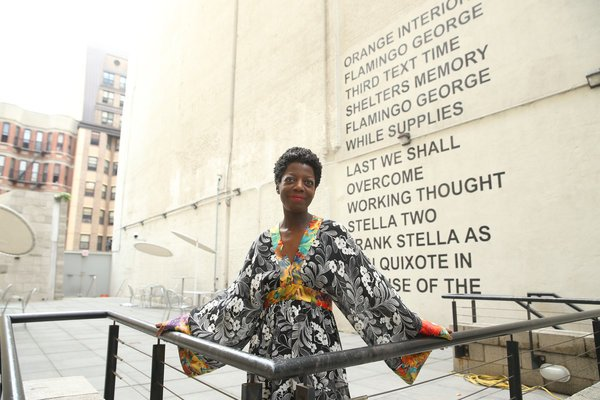 Thelma Golden – Director & Chief Curator of The Studio